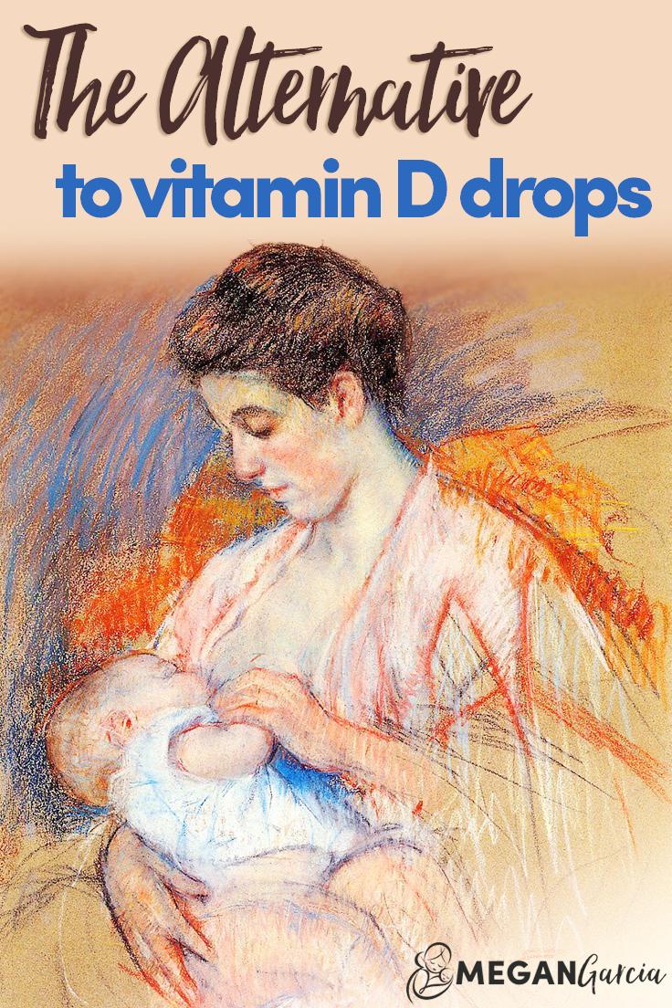 The Alternative To Vitamin D Drops - Megan Garcia