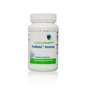 Seeking Health ProBiota Immune | Megan Garcia