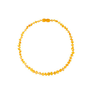 Baltic Amber Necklace - Megan Garcia