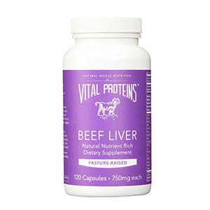 Vital Proteins Beef Liver - Megan Garcia