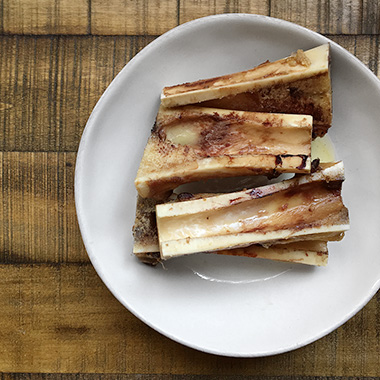 Two Delicious Bone Marrow Recipes For Baby, 6+ months