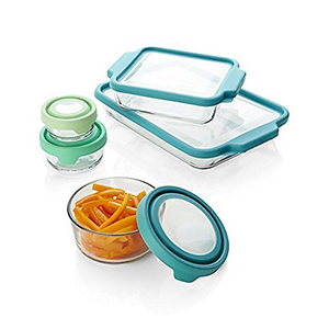 Anchor Hocking Bakeware and Storage - Megan Garcia