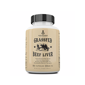 Ancestral Health Liver | Megan Garcia