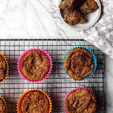 Low Histamine Muffin Recipe For Baby | Megan Garcia